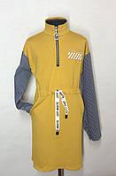Платье на девочку с рубашечным рукавом VLTN 9-14 лет