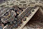 Ковер восточная классика SHAHRIYAR 005 3Х4 КРЕМОВЫЙ прямоугольник, фото 3