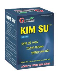 Kim Su (Кім Су) — капсули для підвищення потенції