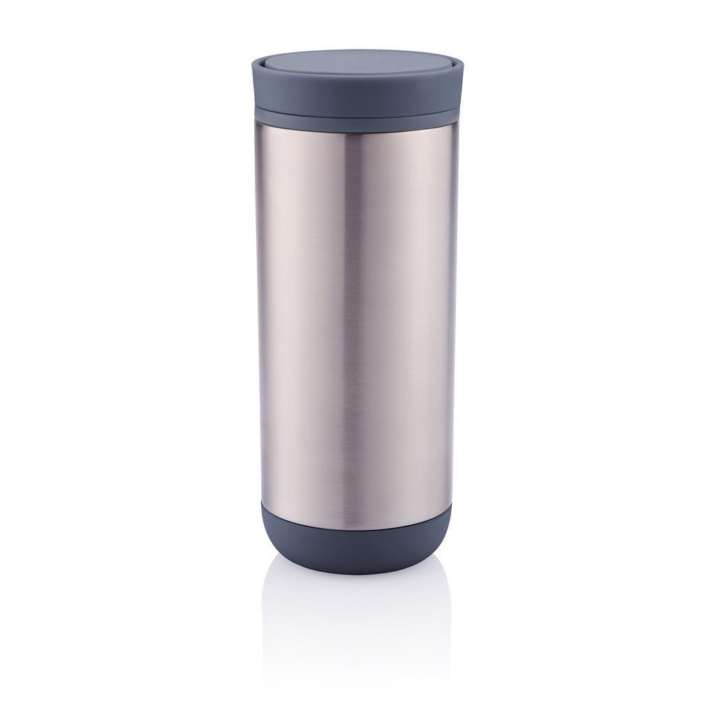 Термо-стакан 360? стальной