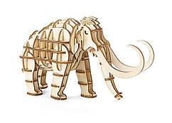 """Головоломка 3D-пазл """"Mammoth"""", деревянный"""