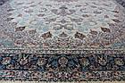 Ковер восточная классика SHAHRIYAR 017 2Х3 Кремовый прямоугольник, фото 2