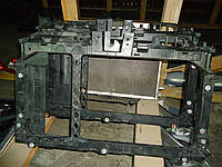 Панель передняя б.у оригинал для форд  фиеста мк7, фото 1