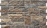 Плитка (Клинкер) Cerrad Canella dark камень фасадный 490x300x10 мм (6781), Польша