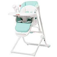 Детский стульчик,качеля ,щезлонг 3 В 1 CARRELLO Triumph CRL-10302 Mint Green