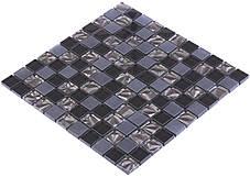 Мозаика Котто Керамика GM 8002 C3 Imperial S4-Ceramik Black-Black 300×300 мм, фото 3