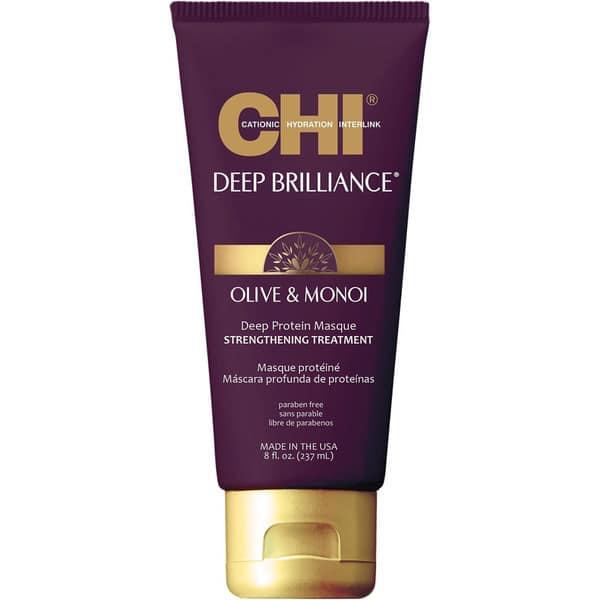 Протеиновая маска для волос CHI Deep Brilliance Optimum Protein Masque 237 мл