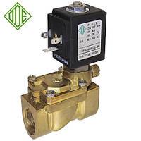 Клапан электромагнитный 21WA4ZOB130 непрямого действия НO 2-ход Ду 15