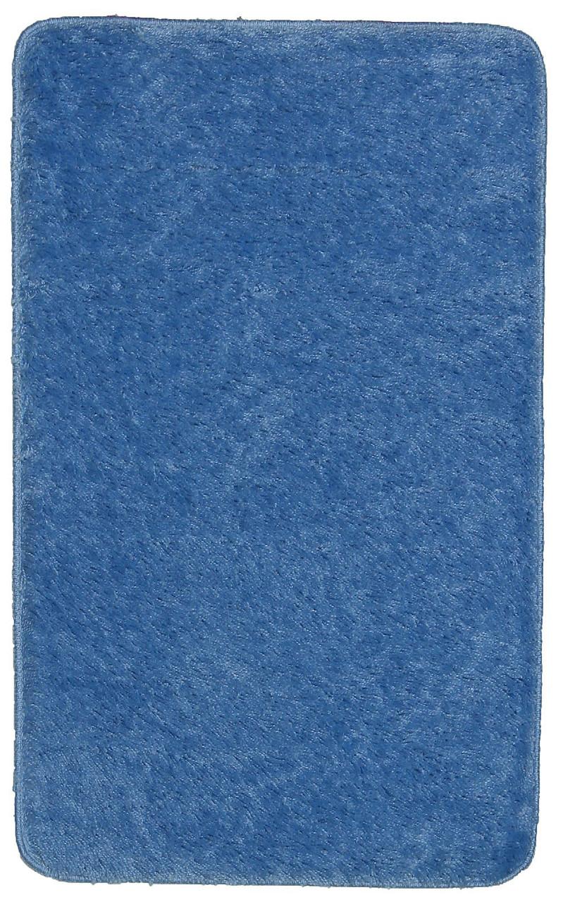 Коврик SOFT 60X100 1PC PLAIN 0,6Х1 БЕЛЫЙ прямоугольник