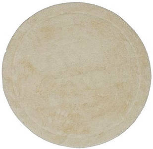Коврик SPACE-5253 1,5Х1,5 КРЕМОВЫЙ круг