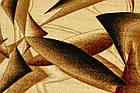 Дорожка современный SUPER ELMAS 2982A 0,8Х1,5 Кремовый с бежевым , фото 2