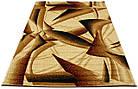 Дорожка современный SUPER ELMAS 2982A 0,8Х1,5 Кремовый с бежевым , фото 3