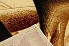 Дорожка современный SUPER ELMAS 2982A 0,8Х1,5 Кремовый с бежевым , фото 4