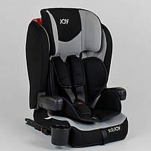 Детское автокресло JOY  ISOFIX, универсальное, группа 1/2/3, вес ребенка от 9-36 кг, фото 2