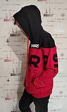 Модное худи с капюшоном на мальчиков 170 роста Enkore, фото 3