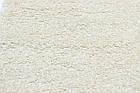 Ковер с длинным ворсом SUPERSHINE-5c S001a 1,6Х2,2 Желтый прямоугольник, фото 5