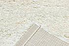 Ковер с длинным ворсом SUPERSHINE-5c S001a 1,6Х2,2 Желтый прямоугольник, фото 4
