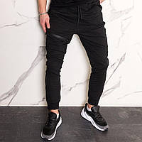 Спортивні штани ТУР Fenix чорні, фото 1