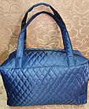 28*40-Женские сумка стеганная сумки-мода Стильная/Сумка женская дутики спортивная только оптом, фото 5