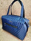 28*40-Женские сумка стеганная сумки-мода Стильная/Сумка женская дутики спортивная только оптом, фото 3