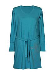 Платье с вырезом большого размера Ирисы
