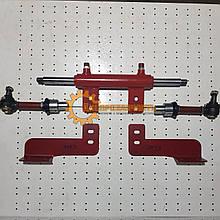 Двухсторонний гидроцилиндр МТЗ 80 рулевой