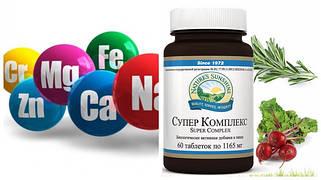 Витамины, минералы, аминокислоты, жирные кислоты
