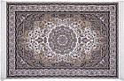 Ковер восточная классика Tabriz 25 2,5Х3,5 КРЕМОВЫЙ прямоугольник, фото 6