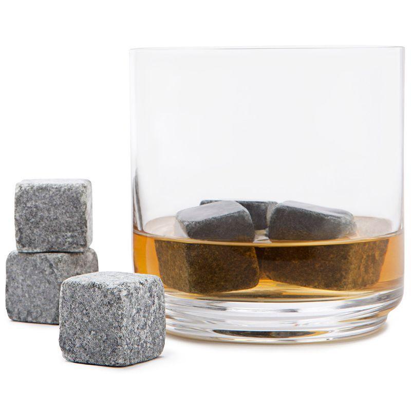 Набір охолоджуючих каміння для віскі