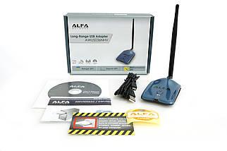 Alfa Network AWUS036NHV CS 1500mW, фото 2
