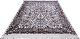 Коврик восточная классика Tabriz 27 1,5Х2,25 КРЕМОВЫЙ прямоугольник