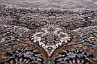 Коврик восточная классика Tabriz 33 1,5Х2,25 Бирюзовый прямоугольник, фото 2