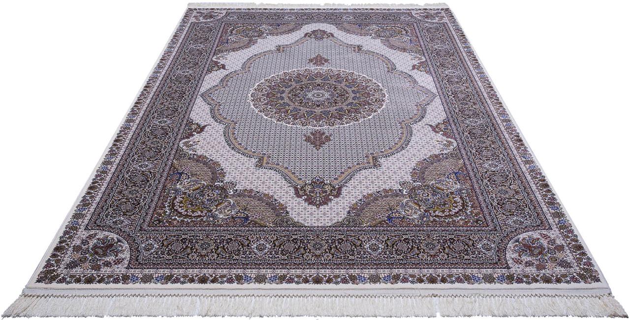 Коврик восточная классика Tabriz 40 1,5Х2,25 КРЕМОВЫЙ прямоугольник