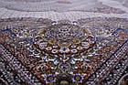 Коврик восточная классика Tabriz 40 1,5Х2,25 КРЕМОВЫЙ прямоугольник, фото 3
