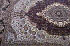 Коврик восточная классика Tabriz 51 1,5Х2,25 Кремовый прямоугольник, фото 5