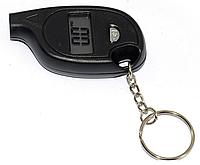 Брелок - манометр электронный для проверки давления в шинах с ЖК дисплеем, фото 1
