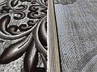 Коврик современный TANGO ASMIN 9205A 1,5Х2,3 Кремовый прямоугольник, фото 3