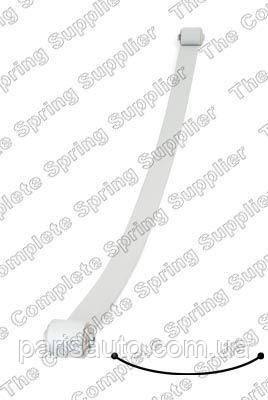 Рессора листовая VW CADDY VAN LWB 07- ЗАДН  VW  CADDY III Фургон (2KA, 2KH, 2CA, 2CH),  CADDY IV Фургон (SAA,