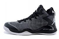 Баскетбольные кроссовки Nike Jordan Super Fly 3 черные
