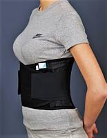 Бандаж пояснично-крестцовый для фиксации и поддержки спины, Размеры в описании