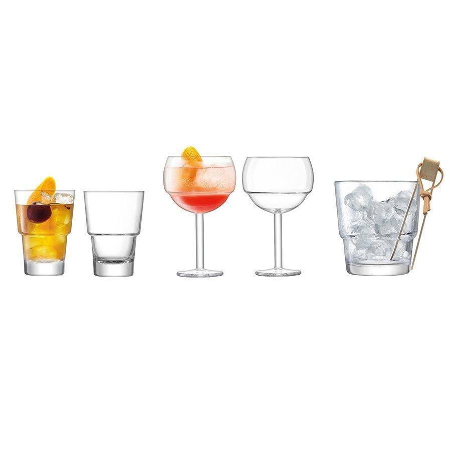 Набір для коктейлю Mixologist 6 елементів