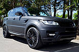 Оригинальные диски R21 Range Rover Sport / Vogue, фото 6