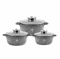 Набор посуды TOP KITCHEN 6 предметов Model:TK0021