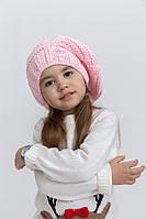 Шапка детская 126R004 цвет Розовый