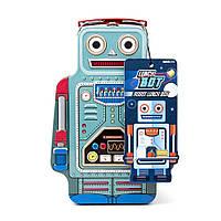 """Коробка для завтраков """"Робот"""""""