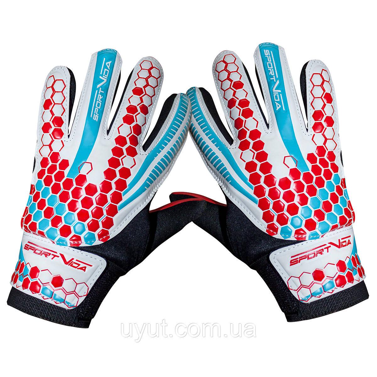 Вратарские перчатки SportVida SV-PA0014 Size 5
