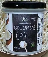 Кокосовое масло холодного отжима нерафинированое