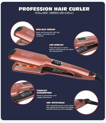 Утюжок для выравнивания волос Enzo EN 3890, фото 2