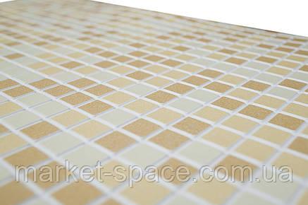 Декоративные панели из ПВХ «Бежевый микс», фото 2