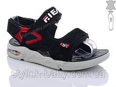 Детская летняя обувь оптом. Детские босоножки 2020 бренда Солнце - Kimbo-o для мальчиков (рр. с 32 по 37)